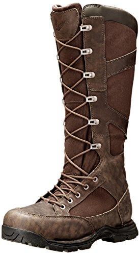Danner Men's Pronghorn Snake Side-Zip Hunting Boot, Brown, 11.5 EE US