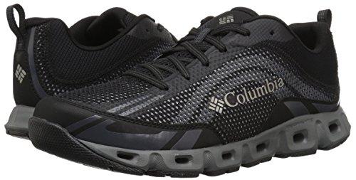 Columbia Men's Drainmaker IV Water Shoe, Black, lux, 13 Regular US