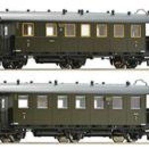 Fleischmann 391771 DRG EP5 Gruppenverwaltung Bayern Train Pack II (~AC-Sound) 41uWfW1UqiL