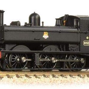Graham Farish 371-986A Class 64xx 0-6-0PT 6422 BR Early Black 41ubWFspeIL