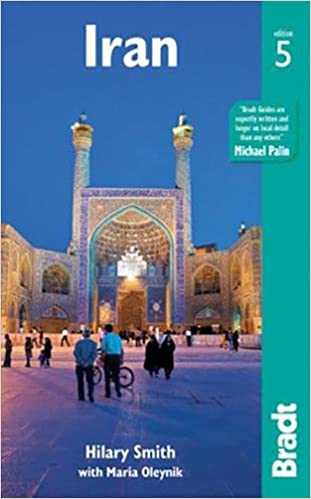Irán Bradt Travel Guide