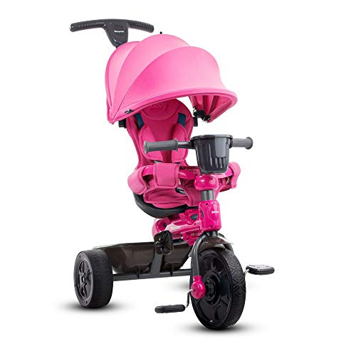 JOOVY Tricycoo 4.1 Tricycle, Pink