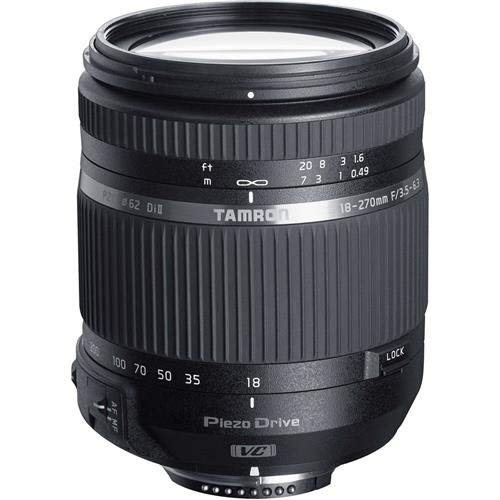Tamron-18-270mm-F35-63-Di-II-VC-PZD-TS-for-Nikon-APS-C-DSLR-Cameras-6-Year-Tamron-Limited-USA-Warranty