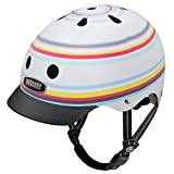 Nutcase - Patterned Street Bike Helmet for Adults, Beach Bound, Small