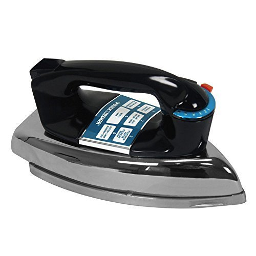 NEW!! Black & Decker Heavyweight Classic Iron Dry Clothing Flat Iron model F54, Strong and Sturdy, Designed to last you a lifetime.