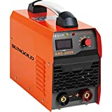 SUNGOLDPOWER ARC MMA 200A Welder Dual 110V 220V IGBT Hot Start Welding Machine DC Inverter Welder 200 AMP LCD Anti-Stick