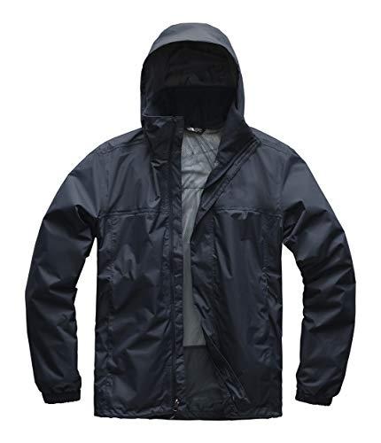 The North Face Men's Resolve 2 Jacket, Urban Navy/Mid Grey, XX-Large