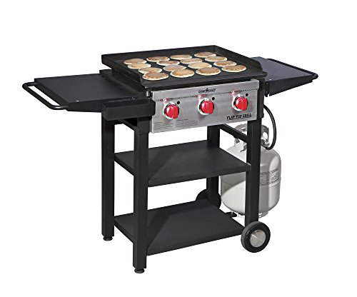 Camp Chef Flat Top Grill 475, Black, FTG475