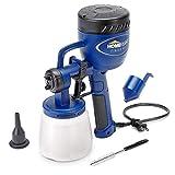 HomeRight C800766, C900076 Finish Max HVLP Paint Sprayer, Power Painter, Paint Spray Painting Tool, Spray Gun, Paint Spray Gun, Stain Sprayer, Finish Sprayer