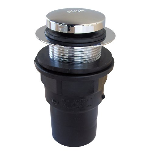 Lasco 03 4952 Bathtub Drain Straight Waste Adapter With