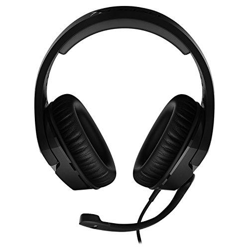 41v7G4JcccL - HyperX HX-HSCS-BK/EM Cloud Stinger Gaming Headset for PC/Xbox/PS4