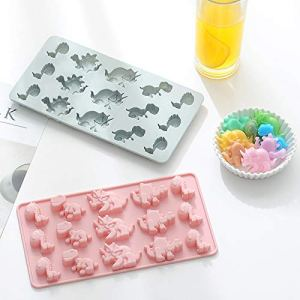 Fishyu Dinosaur Cake Silicone Mould Cookies Chocolate Baking Kitchen DIY Tool 41v9V66LV2L