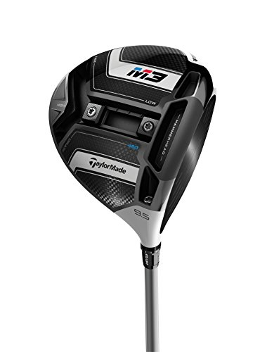 TaylorMade M3 Driver 460 (MCA Blue, Regular Flex, Right Hand, 10.5 degrees)