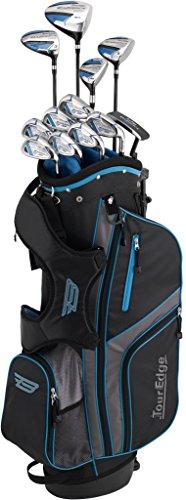 Tour Edge Bazooka 360 Senior Full Set 2017 Right 12 Clubs + 1 Cart Bag Standard