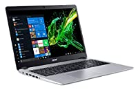 """Acer Aspire 5 A515-43-R19L comes with these high level specs: AMD Ryzen 3 3200U Dual-Core Processor 2.6GHz with Precision Boost up to 3.5GHz (Up to 4MB L3 Cache), Windows 10 in S mode, 15.6"""" Full HD (1920 x 1080) widescreen LED-backlit IPS Display, A..."""