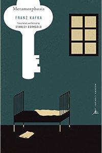 Metamorphosis by Franz Kafka Book Cover
