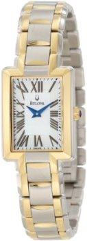 Bulova Women's 98L157 Two-Tone Bracelet Watch