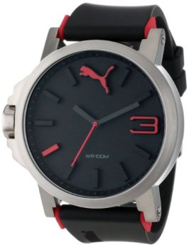 "PUMA Men's PU102941003 ""Ultrasize"" Left-handed Watch"