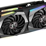 MSI Gaming GeForce GTX 1660 Ti 192-bit HDMI/DP 6GB GDRR6 HDCP Support DirectX 12 Dual Fan VR Ready OC Graphics Card (GTX…