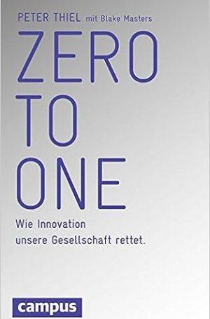 Zero to One - Buchrezension 1