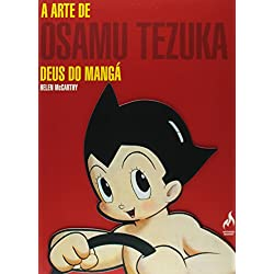 A Arte de Osamu Tezuka, Deus do Mangá