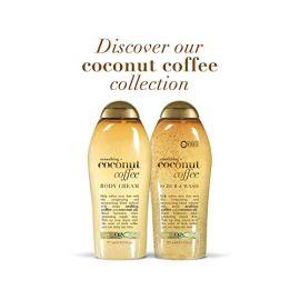 OGX Coconut Coffee Scrub