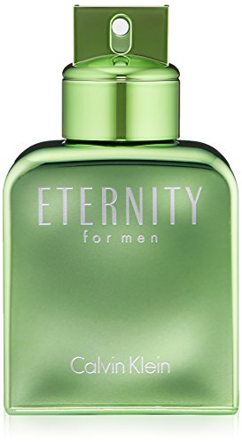 41vv 4b1niL Refined. Distinctive. Timeless. A perfect reflection of the romantic man dedicated to basic values - family, work, health and happiness. the ETERNITY bottle is a hand-polished, rectangular design with rounded edges that are refined, yet strong for a sophisticated and classic style.