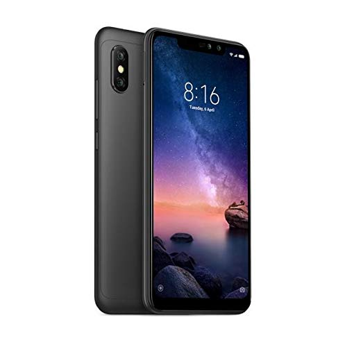 Redmi Mi Note 6 Pro (Black, 4GB RAM, 64GB Storage) 115