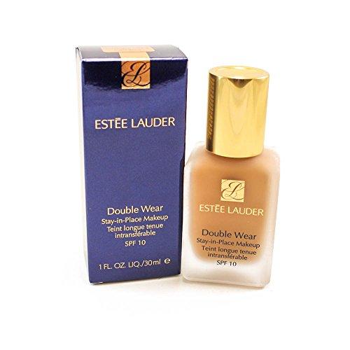 Estee Lauder Double Wear Stay-in-Place Makeup Spf 10 for Women, Shell Beige, 1 Ounce