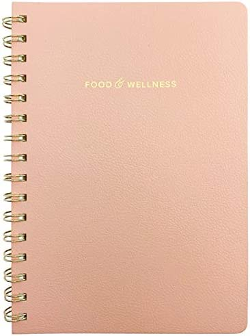 Food and Exercise Journal for Women. Track Meals, Nutrition and Weight Loss - 90 Days (Pink) 1