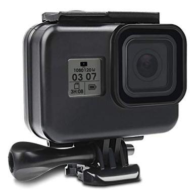 Kupton-Waterproof-Case-for-GoPro-Hero-8-Black-Housing-Case-Diving-Protective-Housing-Shell-60-Meter-for-GoPro-Hero-8-Black-Action-Camera-with-Bracket-Black