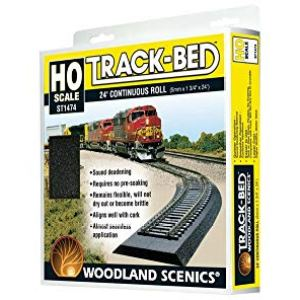 HO Track-Bed Roll, 24′ 41wEO0s2SXL