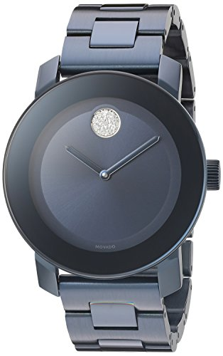 Swiss Quartz Movement Durable mineral crystal protects watch from scratches Swiss-quartz Movement