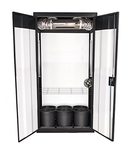 SuperCloset SuperFlower 3.0 HPS Soil Grow Cabinet