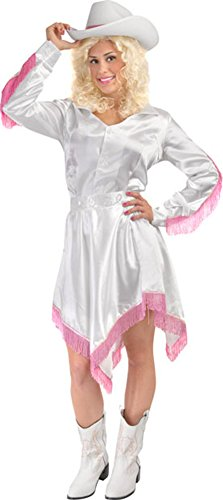 Dolly Country Singer Costume, Size X-Large