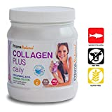 Prisma Natural Daily Collagen Peptides Supplement for Increased Production, 30 Servings, Mixed Berries Flavor
