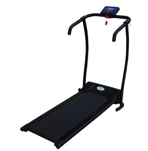 Goplus New Folding Electric Treadmill Portable Sports