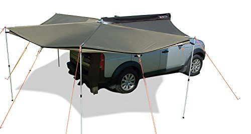 Rhino-Rack USA 31200 Foxwing Awning Right Hand Passenger Side Foxwing Awning