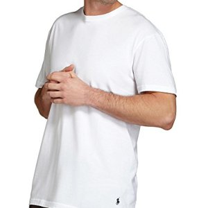 Polo Ralph Lauren Men's Classic Crew Neck Undershirts 3-Pack 5 Fashion Online Shop 🆓 Gifts for her Gifts for him womens full figure