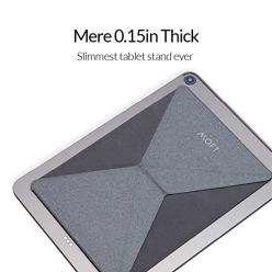MOFT-X-Tablet-Stand-Invisible-and-Foldaway-Stand-for-Pad-Ultra-Light-The-Thinnest-Tablet-Stand-79-inch-Mini-Starry-Grey
