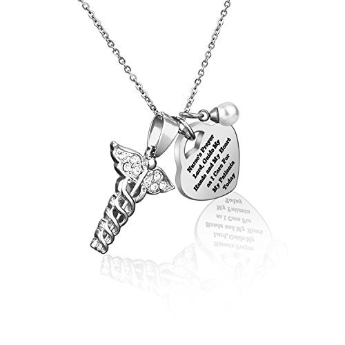 IWenSheng Nurse Necklace Gift