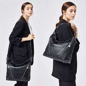 BOSTANTEN-Women-Leather-Handbag-Designer-Large-Hobo-Purses-Shoulder-Bags