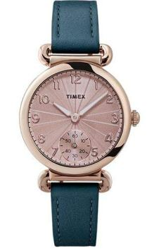 Model 23 Watch Timex (Gold - Blue)