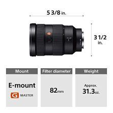 Sony-SEL2470GM-E-Mount-Camera-Lens-FE-24-70-mm-F28-G-Master-Full-Frame-Standard-Zoom-Lens