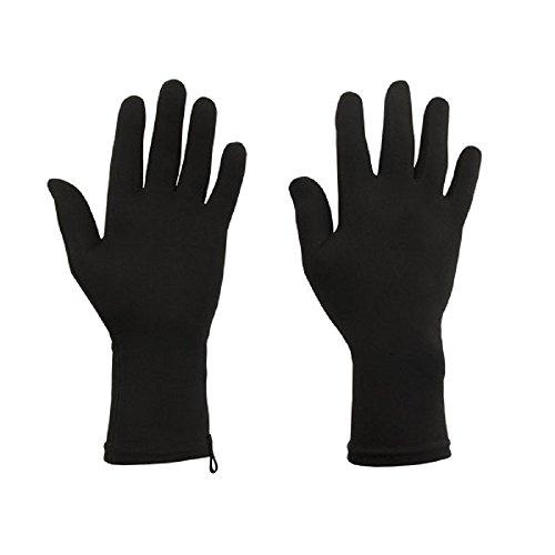 Foxgloves Original Gloves (Crow Black, Medium)