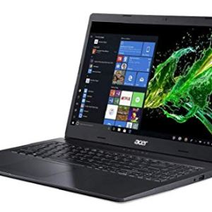Acer Aspire 3 Thin 8th Gen Core i3 15.6 inch Full HD Thin and Light Laptop (4GB/256GB SSD/Windows 10/Shale Black/1.9kg), A315-54