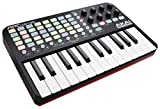 Akai Professional APC Key 25 | Compact USB Bus-Powered 40-Button Clip Launcher for Ableton Live with...