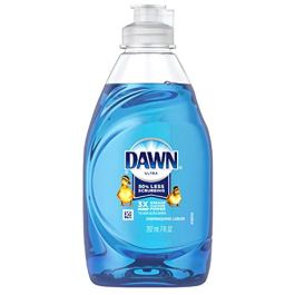 Dawn Procter & Gamble 39713 Dish Soap, Ultra Original, 7-oz. – Quantity 1
