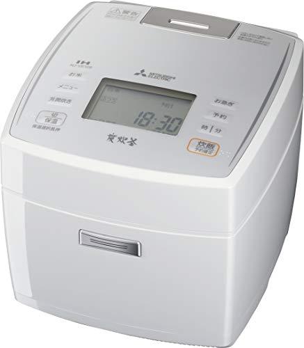 Mitsubishi Electric IH rice cookers Bincho Sumisumi 炊釜 5.5 Go cook Pure White NJ-VE108-W