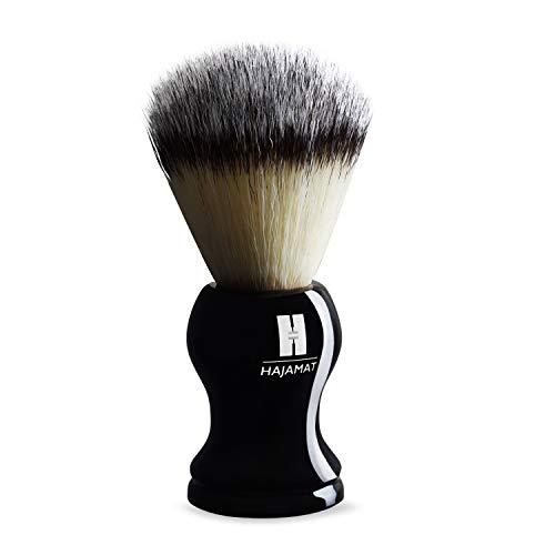 HAJAMAT Men's Shaving Brush (Black) 18